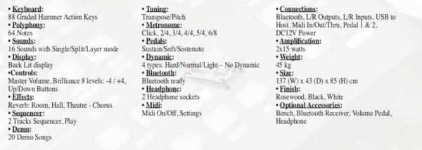 orla-CDP101-specs